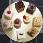 мини-пирожные