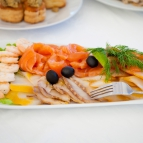 Мобильный фуршет в Петербурге от кейтеринговой компании Interfood Catering